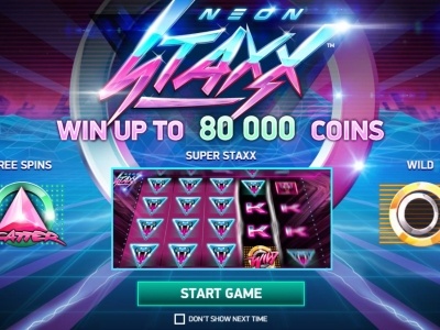 Play Neon Staxx Online Slots at Casino.com South Africa
